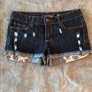 Love Sick Shorts